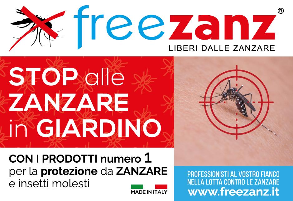 Antizanzare da giardino freezanz soluzioni contro le zanzare - Rimedi contro le zanzare in giardino ...