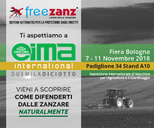 EIMA International 2018 Fiera Bologna, 7-11 Novembre 2018