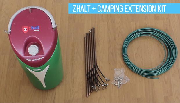 Kit contro le zanzare gli accessori di zhalt - Contro le zanzare in giardino ...