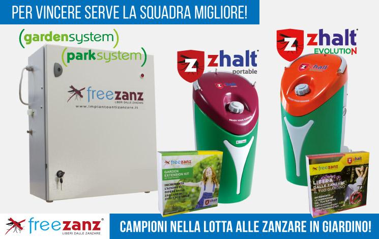 Antizanzare da giardino freezanz soluzioni contro le zanzare for Laghetto giardino zanzare