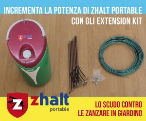 Extension Kit: accessori originali Zhalt Portable