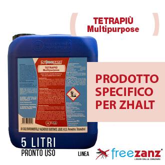 Insetticida per zanzare Tetrapiù Multipurpose
