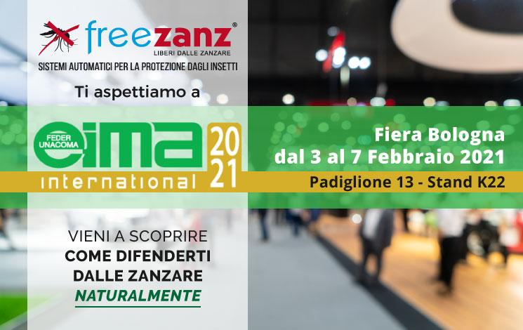 EIMA International 2021, Bologna, 3-7 Febbraio