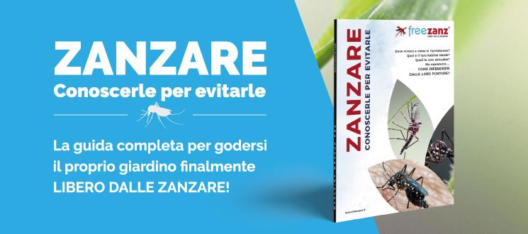 Zanzare: conoscerle per evitarle