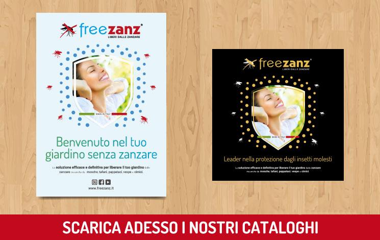Scarica il catalogo dei prodotti Freezanz