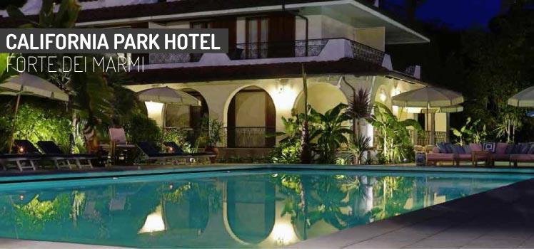 California Park Hotel, Forte dei Marmi