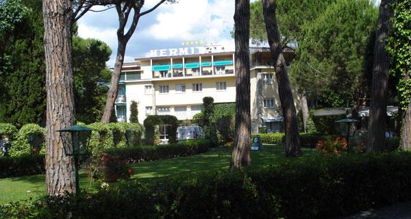 Hotel Hermitage, Forte dei Marmi