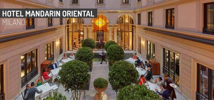 Hotel Mandarin Oriental, Milano