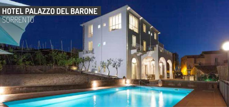 Hotel Palazzo del Barone, Sorrento