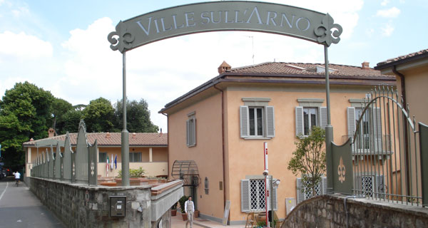Hotel Ville sull'Arno, Firenze