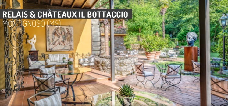 Relais & Châteaux Il Bottaccio, Montignoso (MS)