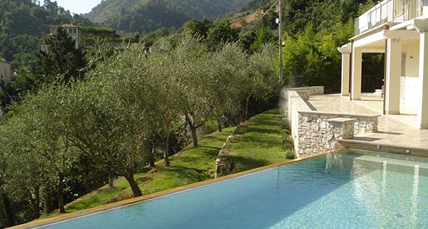 Residenza Privata sulle colline della Versilia (LU)