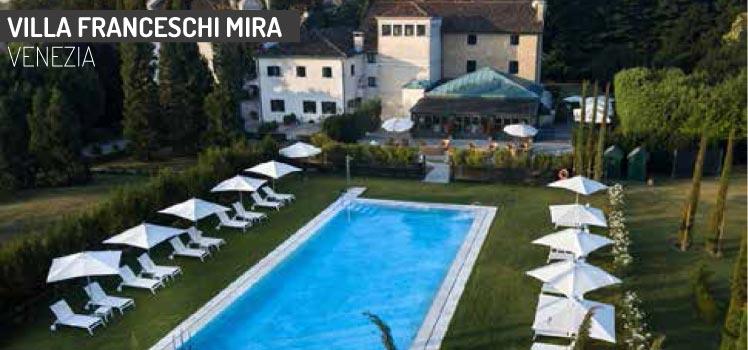 Villa Franceschi Mira, Venezia